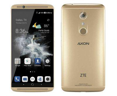 ZTE Axon 7 now getting Android Nougat update with Daydream VR support