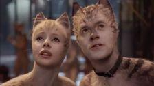 This New And Very Bizarre Trailer For 'Cats' Movie Can't Be Unseen