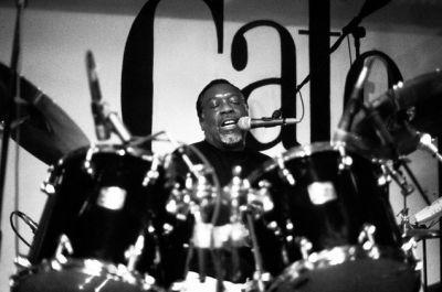 Listen to James Brown's awe at Clyde Stubblefield's 'Funky Drummer'