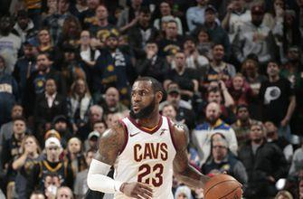 LeBron on verge of joining NBA's 30,000-point club