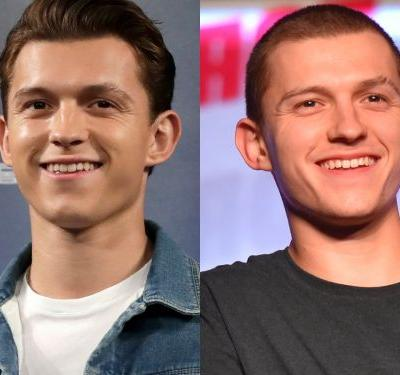 'Spider-Man' star Tom Holland says he really likes his new shaved head look, which is dividing his fans