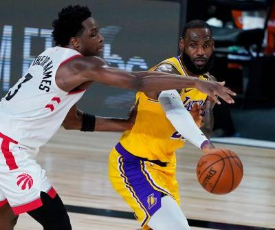 NBA live updates: Scores, standings as Monday's games tip off