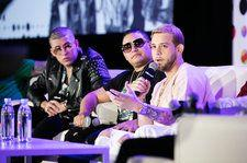 Farruko, Messiah & Bad Bunny Explain the Origin of Their Names at the 2017 Billboard Latin Music Conference