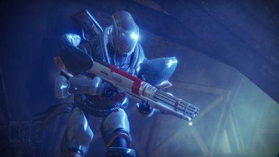 """Destiny 2 content inbound from Vicarious Visions and High Moon, Activision boss """"not happy"""" with first game's """"cadence"""""""
