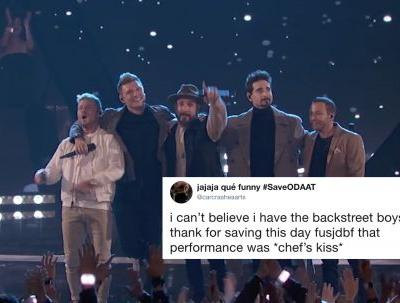 The Tweets About The Backstreet Boys 2019 iHeart Radio Awards Performance Are Emotional AF