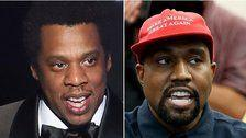 Jay-Z Addresses Kanye West's Love For Donald Trump On New Meek Mill Track