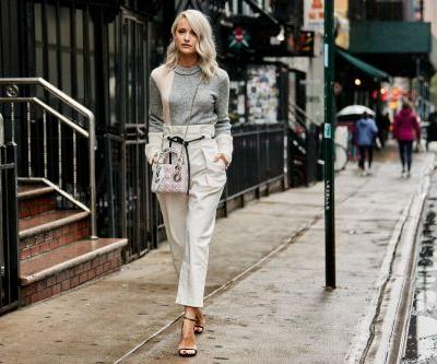 17 Cool, Casual Work Outfits to Wear All Winter Long