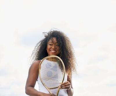 Naomi Osaka Talks Power Rituals and Positivity - On and Off the Tennis Court
