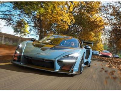 The Best Games of 2018: Forza Horizon 4