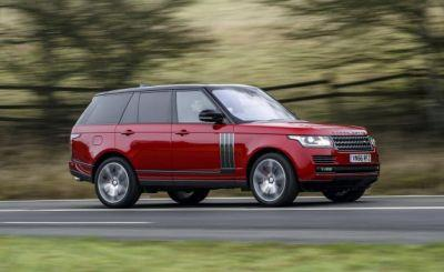 2017 Land Rover Range Rover SVAutobiography Dynamic First Drive: Hauling Class