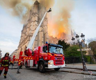 Will Notre Dame Be Rebuilt? Donations Are Pouring In