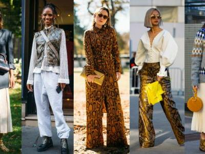 Snakeskin Was the Street Style MVP on Day 4 of Paris Fashion Week