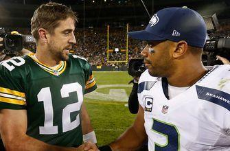 Cris Carter and Nick Wright look ahead to Packers vs. Seahawks on Thursday Night Football on FOX