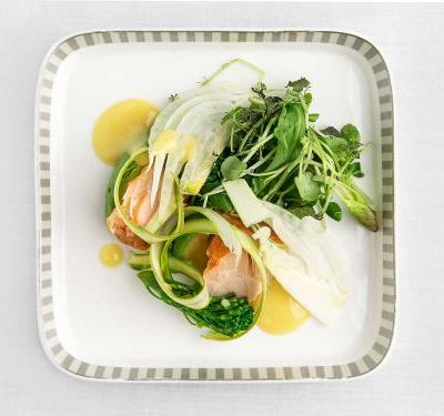 Singapore Airlines Makes Farm-to-Table Feel Fresh Again