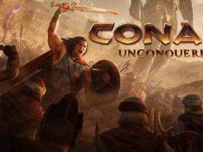 Conan Unconquered Announced