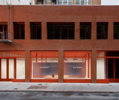 Take a Look Inside Acne Studios' First Store in San Francisco