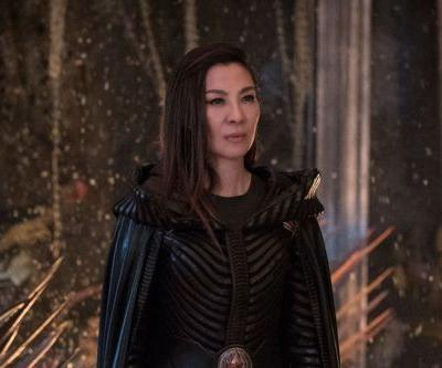 Michelle Yeoh is officially getting her own Star Trek show on CBS All Access