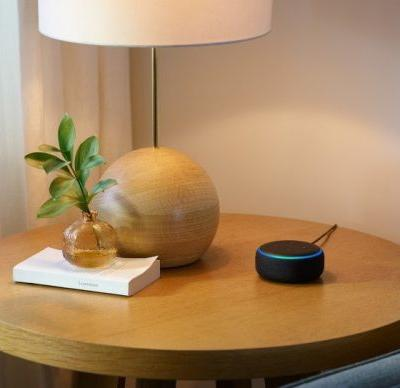 Amazon just introduced a brand new Echo Dot - it's louder and has a new design, but it's still only $50