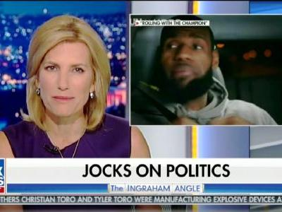 Laura Ingraham Responds to Backlash Over LeBron James Remarks: 'False, Defamatory Charges of Racism'