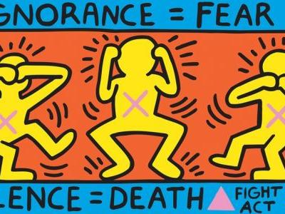 The first major UK Keith Haring exhibition is coming to Liverpool
