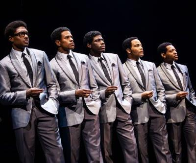 Temptations' music elevates by-the-numbers 'Ain't Too Proud'