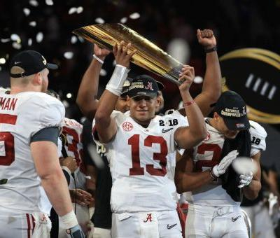 Alabama's youngsters deliver on national championship stage