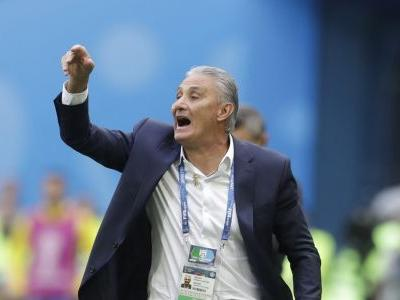 Brazil hit by injuries at World Cup, even coach needs care