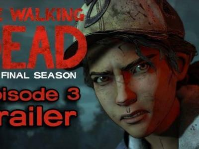 The Walking Dead: The Final Season Gets New Trailer for Episode 3