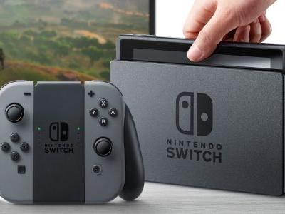 Nintendo Switch Was The Highest Selling Console In January In The US