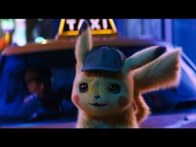 Pikachu Is On The Case In The First Trailer For The Detective Pikachu Movie