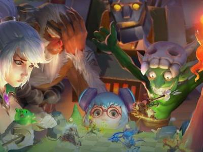Tencent Mobile Auto Chess Game Chess Rush Out Today
