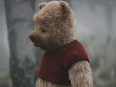 New Christopher Robin Trailer Features Pooh Leaving The Hundred Acre Wood