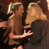 Adele and Jennifer Lawrence Roll in the Deep by Partying With Fans at a New York Gay Bar