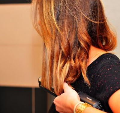 4 life-changing things you can do with your flat iron that aren't straightening your hair