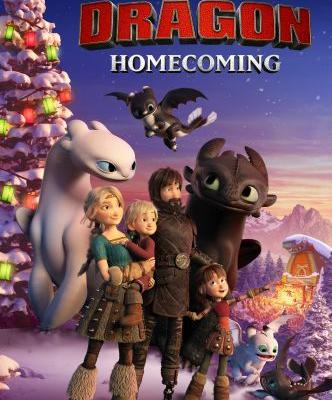 A 30-Minute How to Train Your Dragon Holiday Special Is Coming to NBC in December!