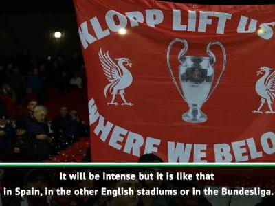 Anfield will be intense - Bayern sporting director Salihamidzic