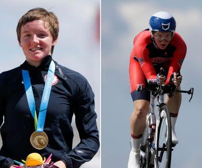 US Olympian Kelly Catlin, 23, dead in apparent suicide
