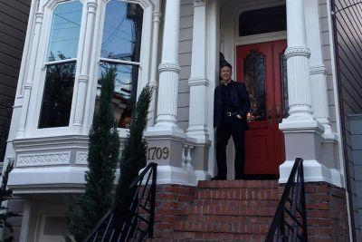 'Full House' creator buys the show's iconic home