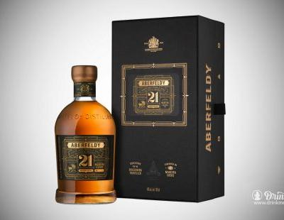 Aberfeldy Madeira Casks Whisky Launch This Month