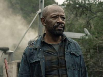 Fear The Walking Dead: Lennie James Is As Surprised As Anyone Morgan's Still Around