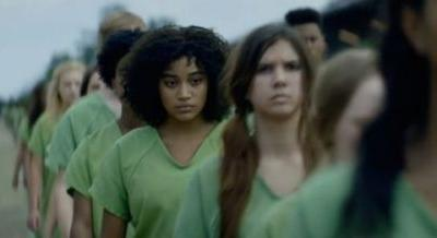 New trailer of The Darkest Minds