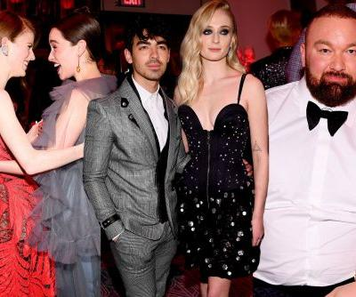 'Game of Thrones' cast got 'lit' after NYC premiere