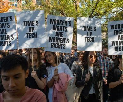 Google changes sex-harassment policies after worker protests