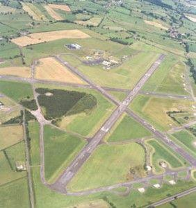 Carlisle airport reopens for the passengers to Lake District