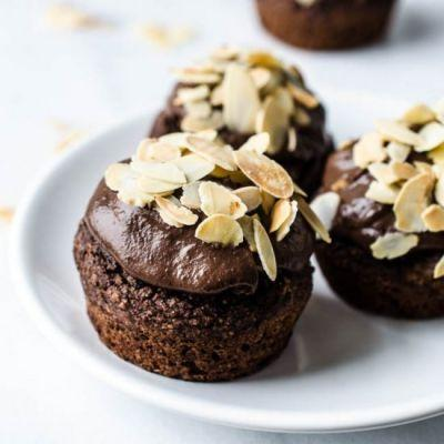 Healthy Chocolate Muffin