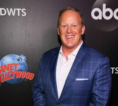 Sean Spicer Fires Back at Critics of His New Gig on Dancing With the Stars: 'I'm Very Comfortable With Who I Am'
