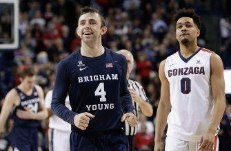 BYU spoils No. 1 Gonzaga's perfect season, but the Zags are still for real