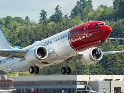 A Boeing 737 Max being moved across Europe made a forced landing after being denied entry into German airspace