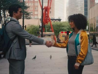 'Riverdale' Star Charles Melton Falls in Love With Yara Shahidi in Emotional 'The Sun is Also a Star' Trailer