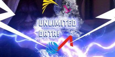 Unlimited Data plans from Verizon vs AT&T vs T-Mobile vs Sprint: a brief review